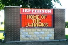 My experience at Jefferson High School has been very positive. The students are generally very motivated. I just wish more could put asside their home life, and friend baggage in order to get something out of their education.
