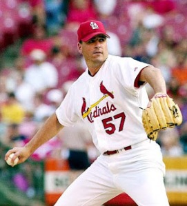 Darryl Kile, a professional baseball player, died at the age of 33 on June 22, 2002. At the time, he was a star pitcher for the St. Louis Cardinals.
