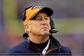 Coach John Fox - head coach for the Denver Broncos